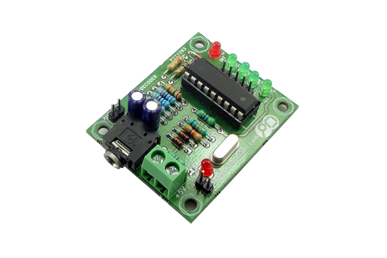 dtmf decoder ic mt8870 pin diagram amp wiring instructions explore