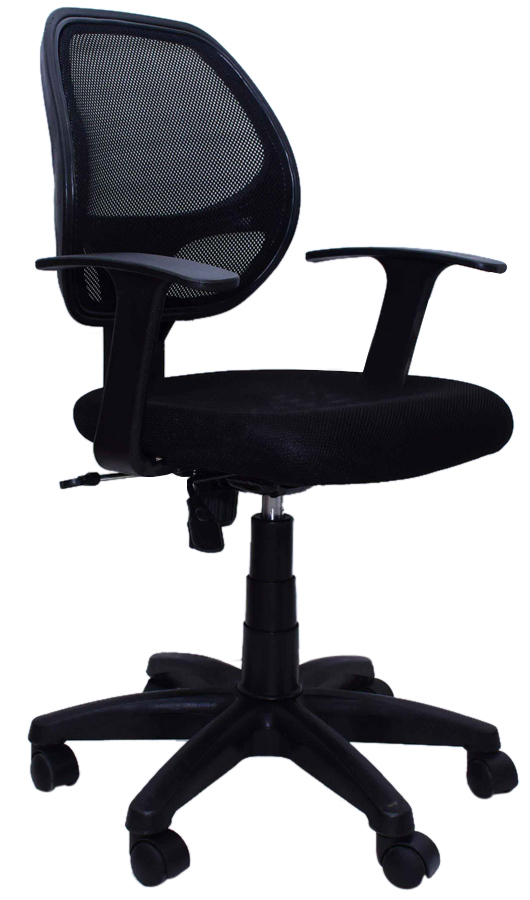revolving chair gst rate eames replica aldi buy ib basics office chairs three at price of one online in india best prices