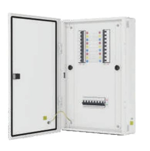 6 way tpn distribution board clipsal fan controller wiring diagram buy l t dbvtm006dd vertical db with modular incomer online in india at best prices