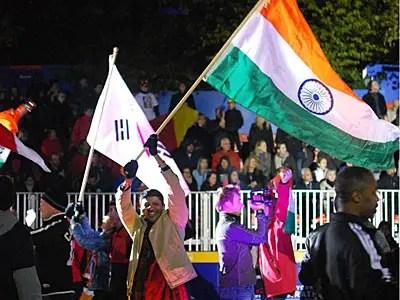 #3: India