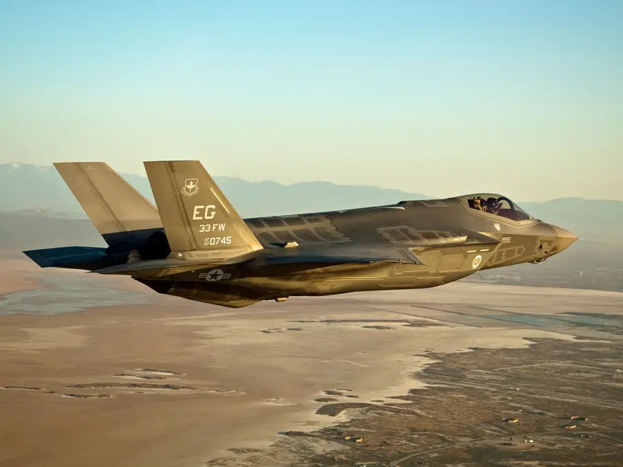 Pentagon sources say that in 2007 and 2008 hackers stole several terabytes of F-35 development data, potentially allowing enemies to create defenses against the system