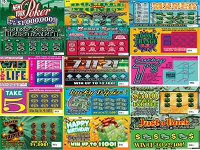 Ga lottery scratch off tickets odds