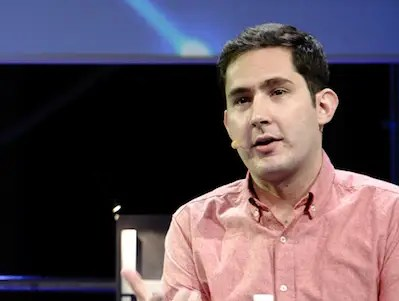Kevin Systrom at Le Web