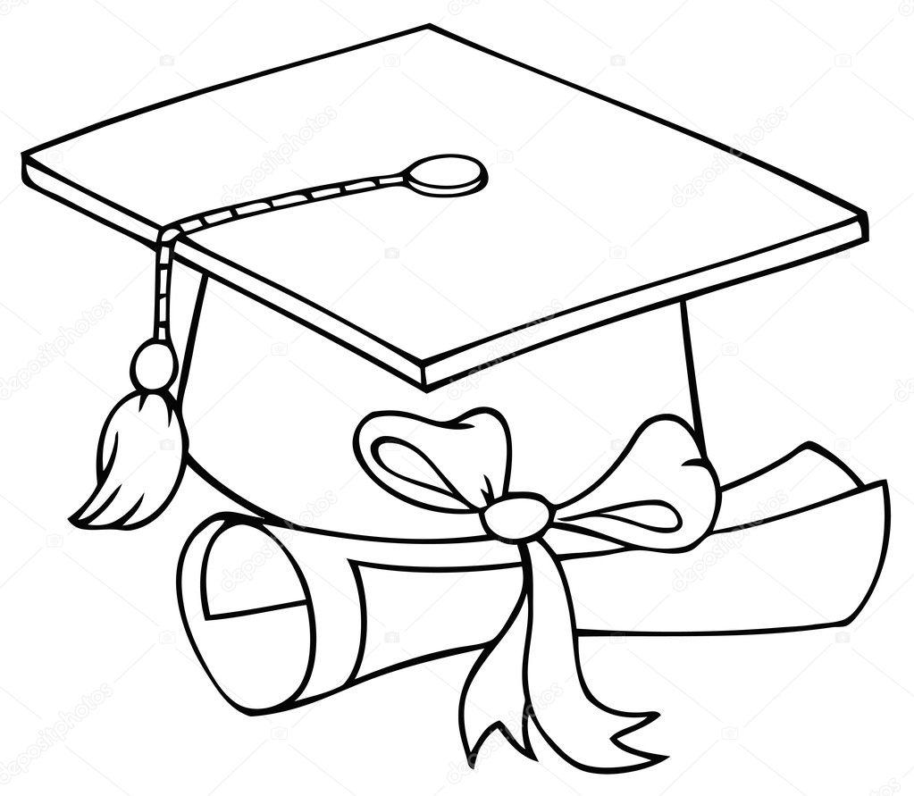 décrit les diplômés cap avec diplôme — Photographie