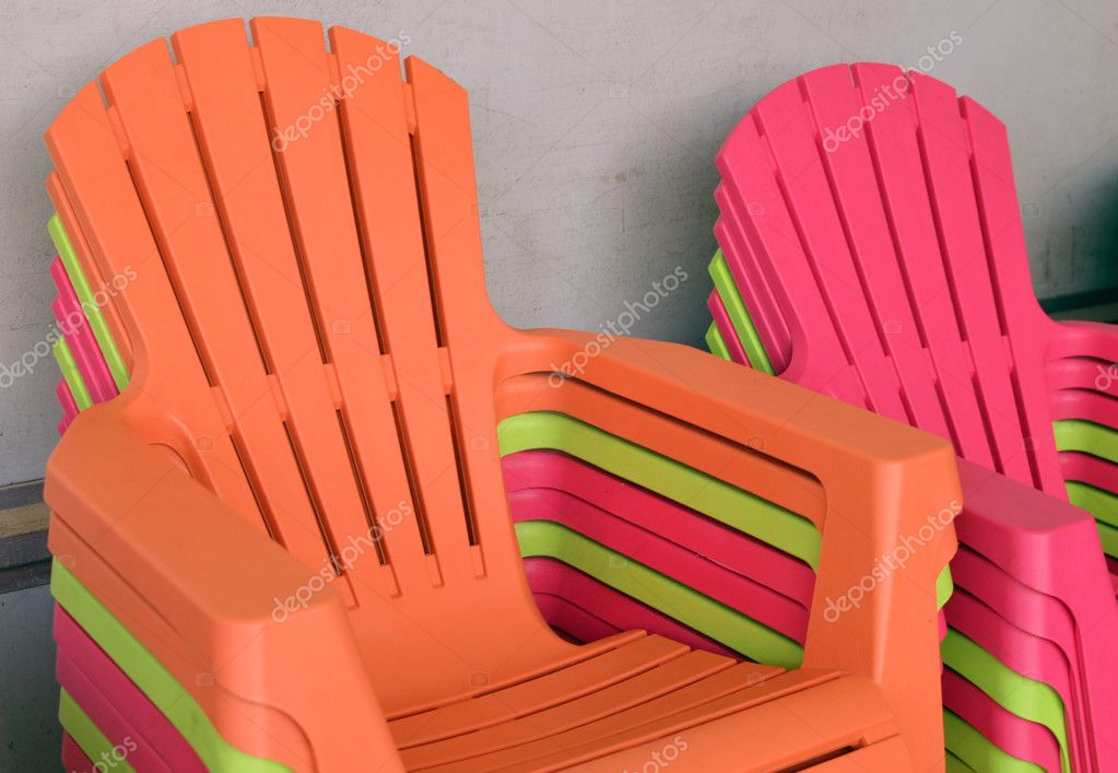 colorful outdoor furniture stock photo image by c wimbledon 7385155