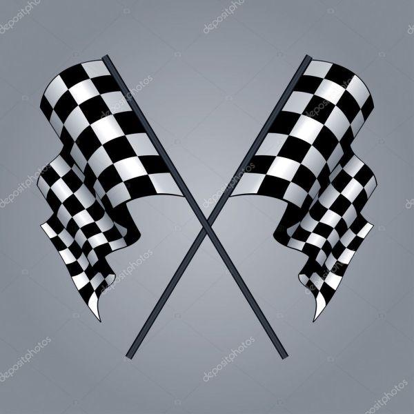Free Checker Flag