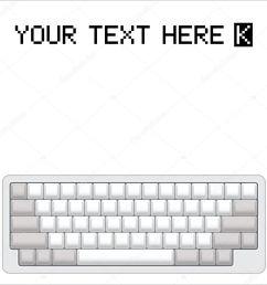 computer keyboard diagram [ 1024 x 1024 Pixel ]