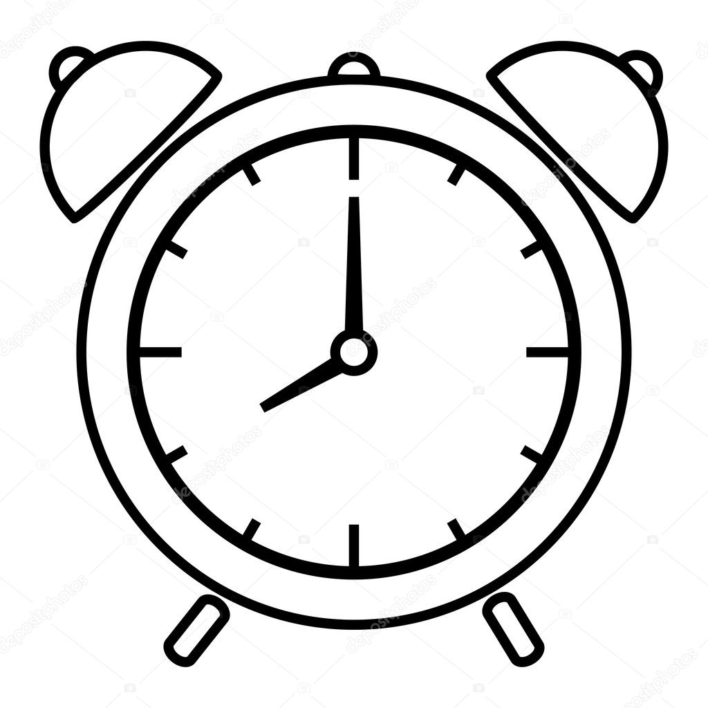 Turn Art Clip Alarm