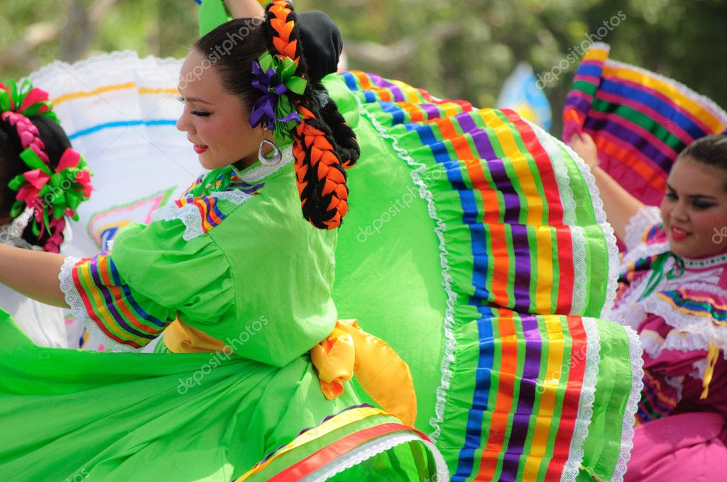 mexican folklore stock editorial
