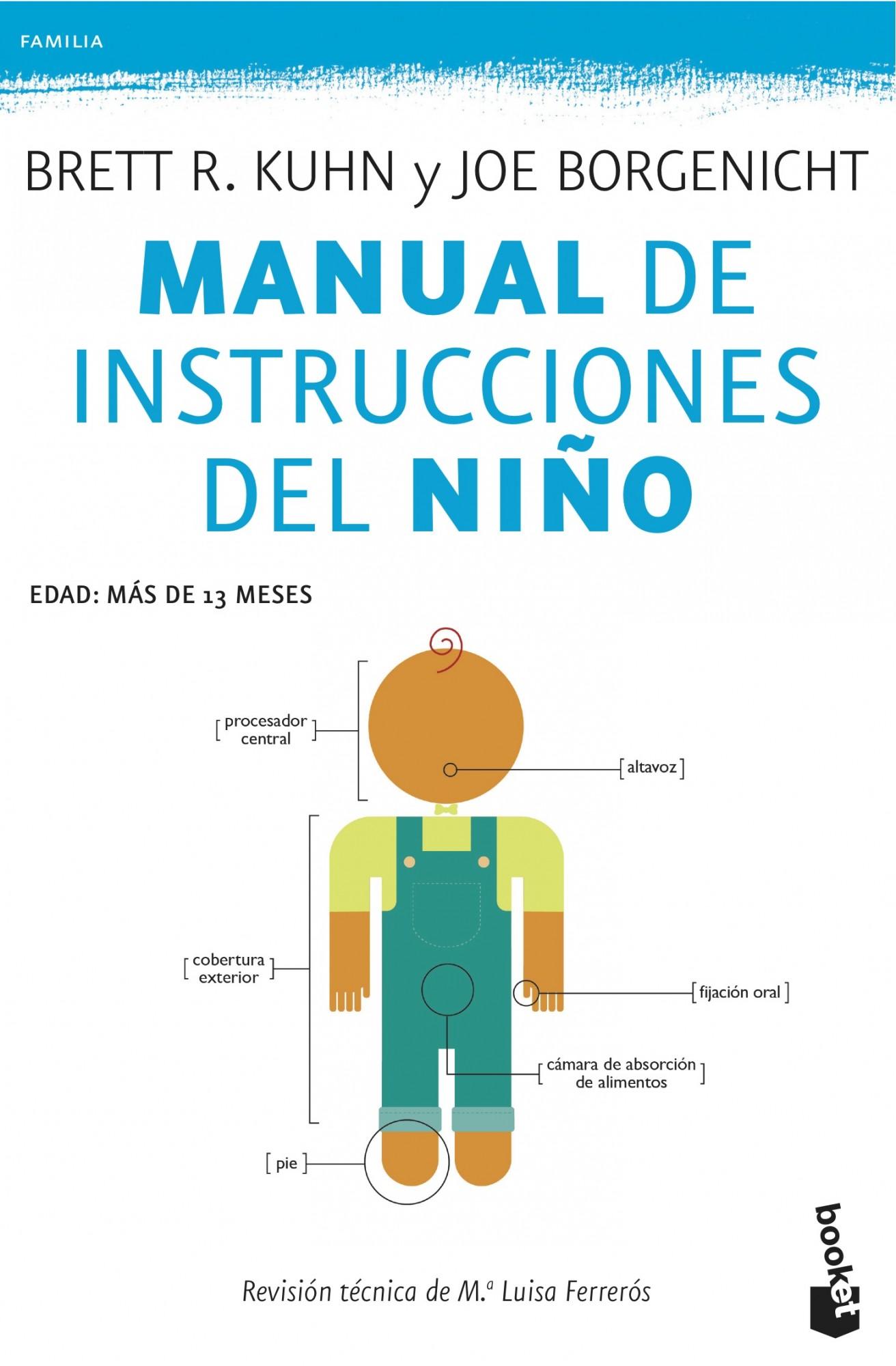 Manual de instrucciones del nio  Planeta de Libros