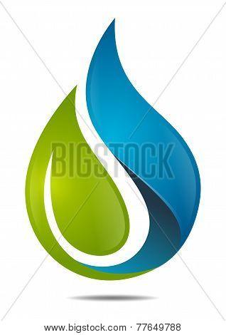 natural healthy water leaf