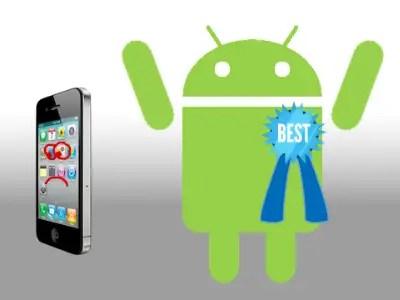 android versus iphone