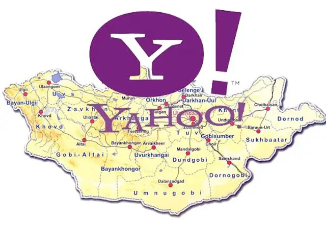 Yahoo is bigger than Mongolia