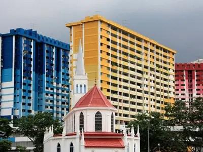 Housing, SIngapore