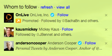 twitter who to follow