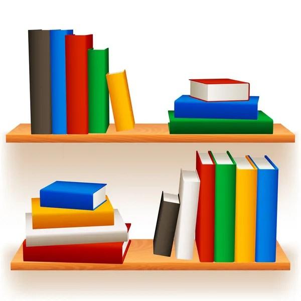 Bookshelf Stock Vectors Royalty Free Bookshelf