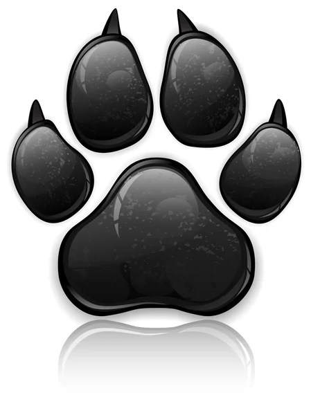 Dog Paw Drawing : drawing, Stock, Illustrations,, Royalty, Animated, Download, Depositphotos®