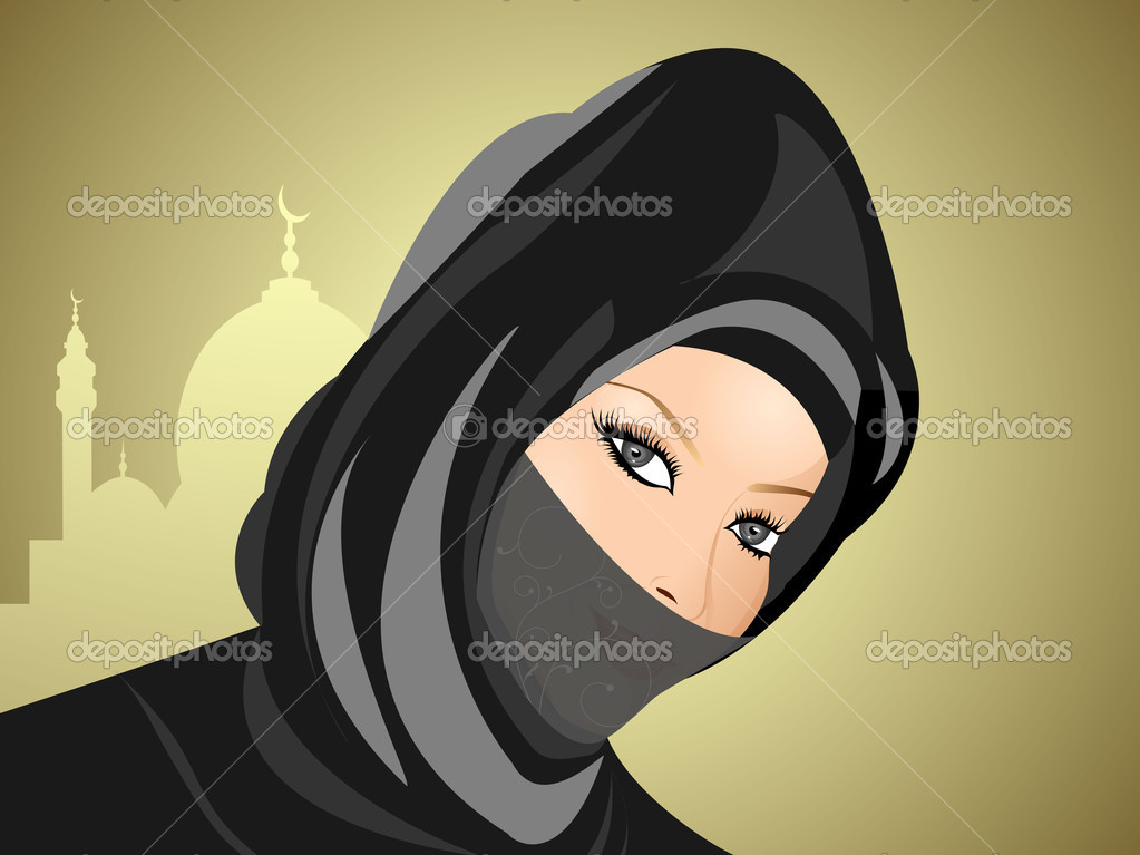 The perfect venue in fort myers for your event! Portrait Of Muslim Beautiful Girl In Hijab Visit Our Portfolio F Stock Vector Image By C Alliesinteract 9669616