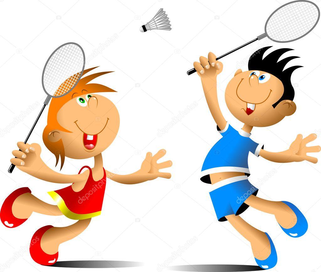 Badminton Funny