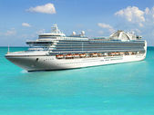 Cruise Ship — Stockfoto #10722098