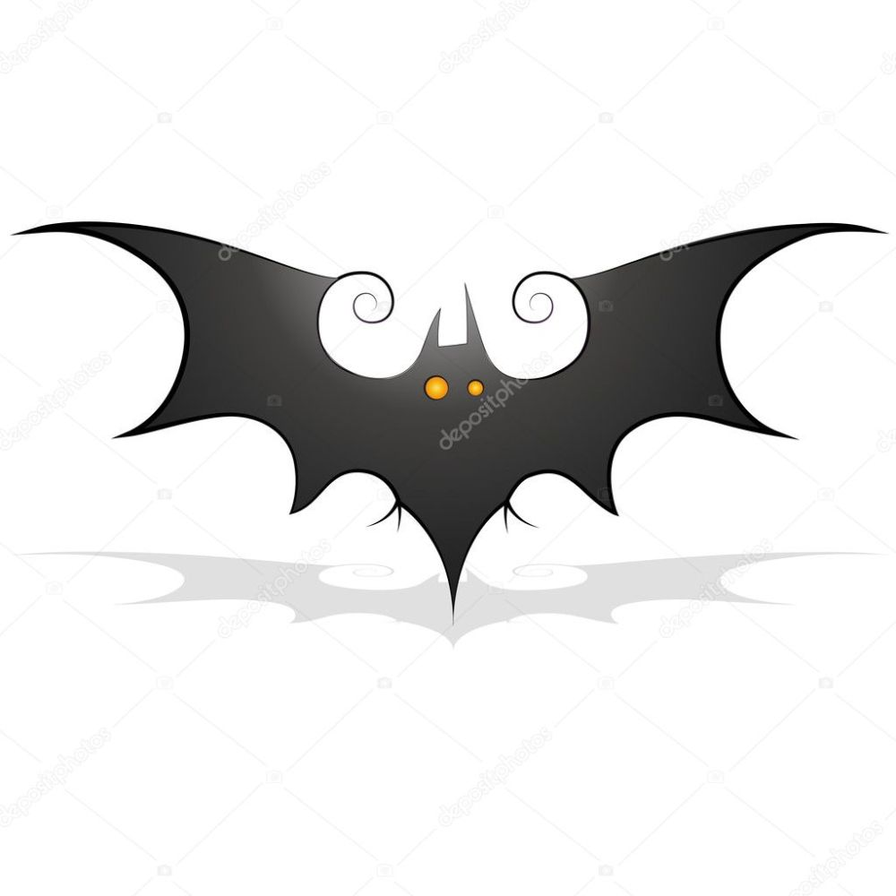 medium resolution of bat clipart stock illustration