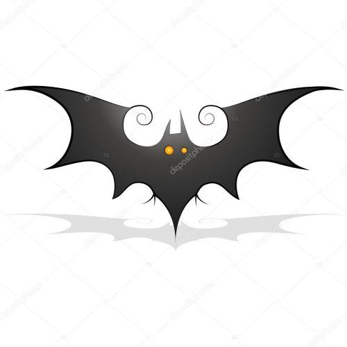 small resolution of bat clipart stock illustration