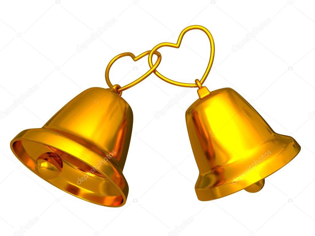 Wedding Bells Background