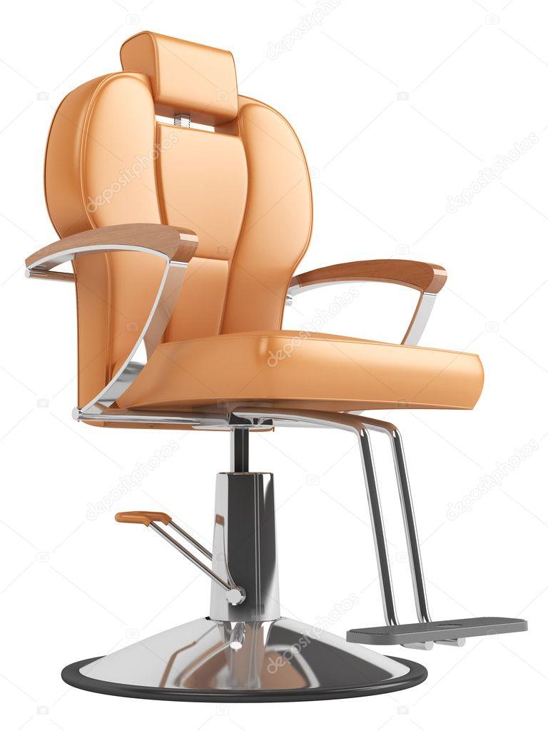 orange chair salon covers events hairdressing stock photo c nmorozova 8539455