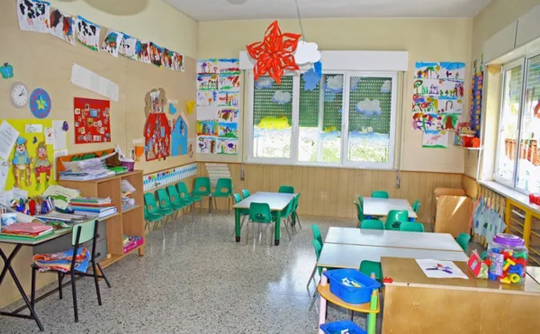 Nursery school Stock Photos & Royalty-Free Images   Depositphotos