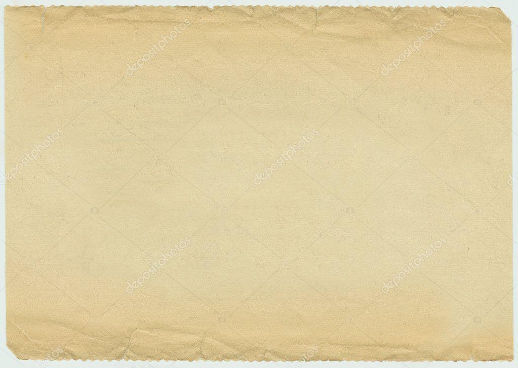 Vintage krant lege achtergrond  Stockfoto  coddie 10198018