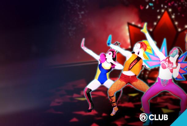 Card Avatars Just Dance 2014