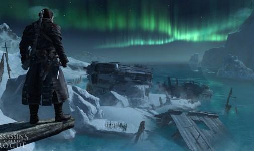 Assassin's Creed Rogue Multilenguaje ESPAÑOL XBOX 360