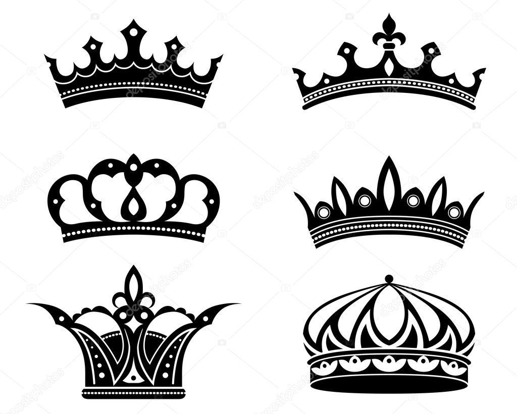 Kralovske Koruny A Listky