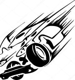 carreras estilo emblema blanco y negro de tribus vector de digital clipart [ 1023 x 1021 Pixel ]