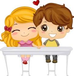 School desk cartoon Stock Photos Royalty Free School desk cartoon Images Depositphotos®