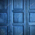 Texture Of Blue Color Teak Wood Door Stock Photo C Nuttakit 11911993