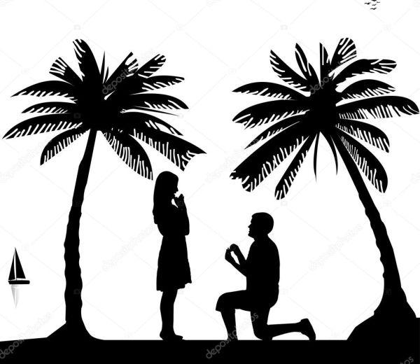 romantic proposal seacoast