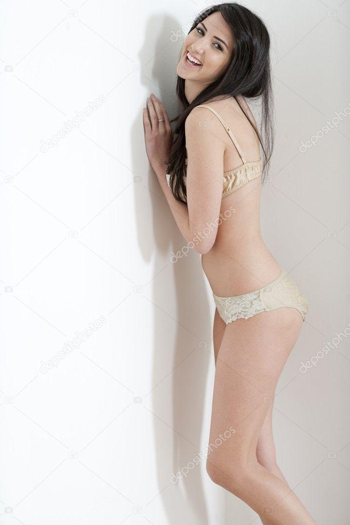 Photos Of Women In Panties : photos, women, panties, Young, Woman, Underwear, Stock, Photo,, Image, Studio-fi, #11085118