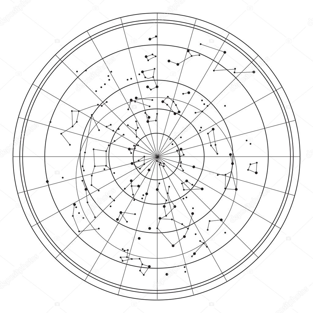 Help identifying a star map : Astronomy