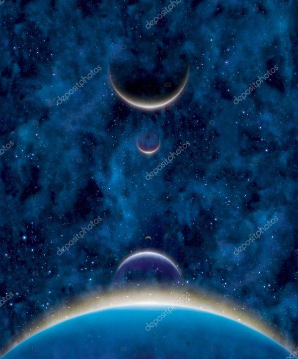 Celestial Heavenly Bodies Stars