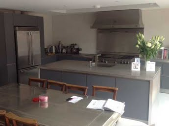 Stainless Steel For The Island Worktop Sector