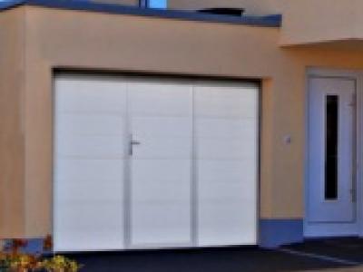 Wayne Dalton Pass Door Pvc Portes De Garage Sectionnelles 19696p0