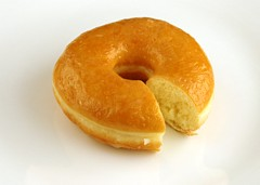 200 Calories of Glazed Doughnut