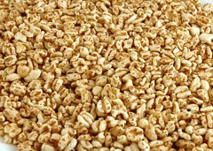 200 Calories of Puffed Wheat Cereal