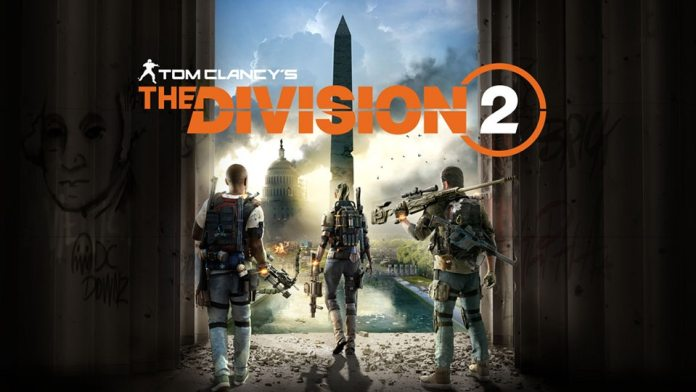 Tom Clancy's The Division 2 - Xbox One, PS4, Stadia & PC   Ubisoft (GB)