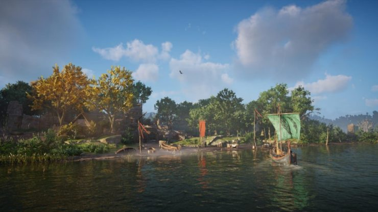 Assassin's Creed Valhalla saqueos
