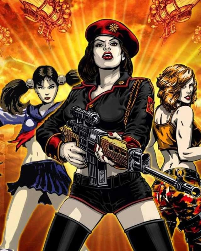 Download Red Alert 3 Uprising : download, alert, uprising, Command, Conquer:, Alert, Nexus, Community