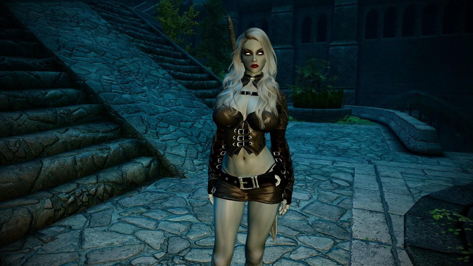 lady arkay at skyrim