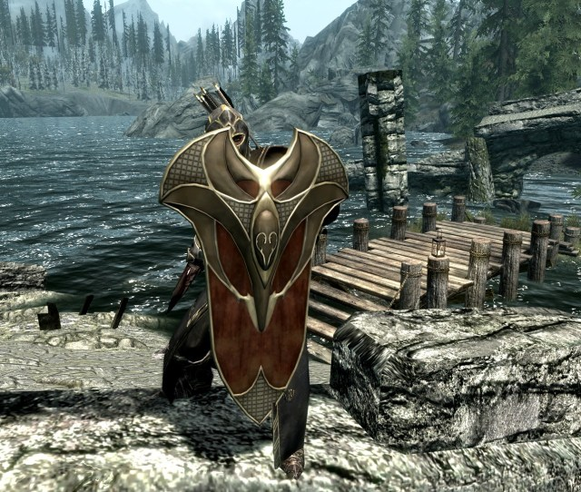 Mirkwood Shield At Skyrim Nexus Mods And Community