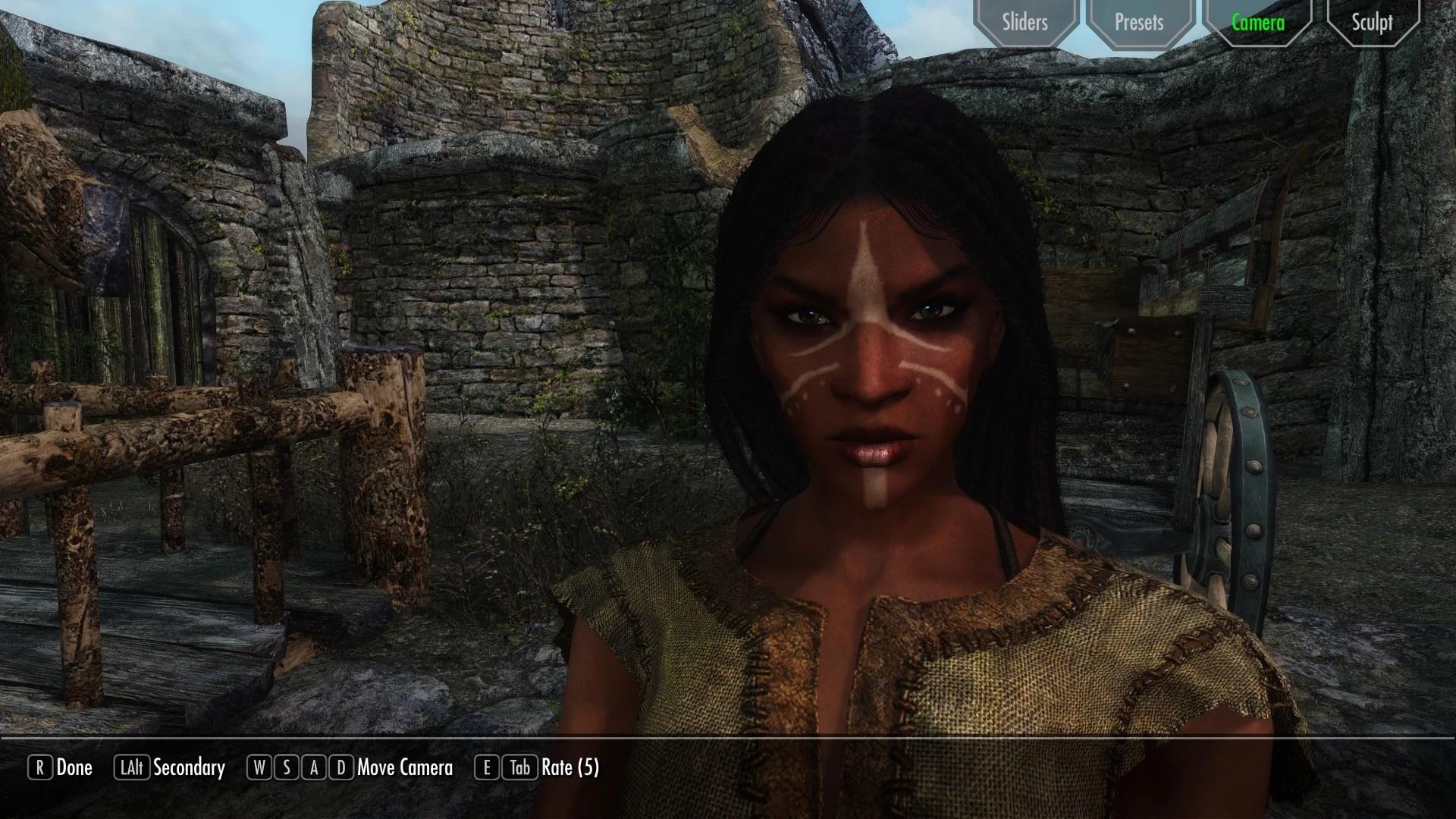 Ragada female at Skyrim Nexus - mods and community